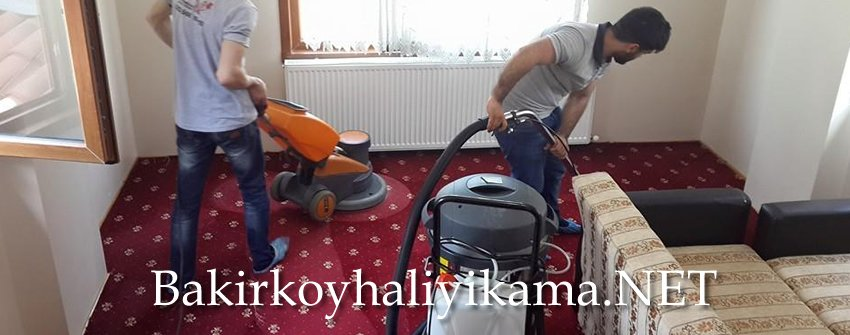Bakırköy halı yıkama Yerinde halı yıkama